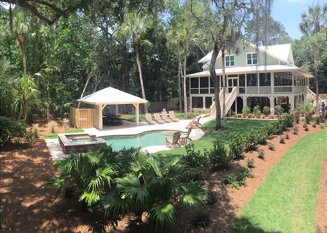 Exterior - 5B Hickory- 5/27-6/3 Week NOW available.  Book Now! - Hilton Head - rentals