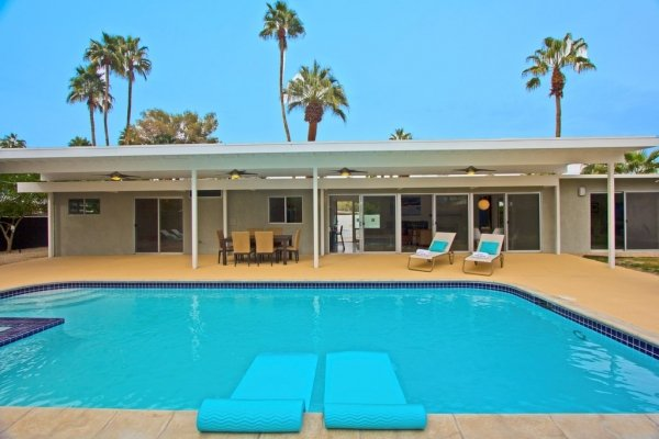 Midcentury Magic - Image 1 - Palm Springs - rentals