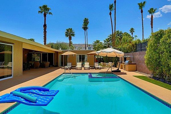 Sunny Elegance - Image 1 - Palm Springs - rentals