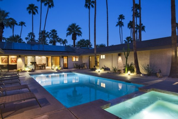 Palm Springs Contempo Oasis - Image 1 - Palm Springs - rentals