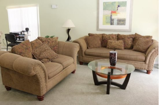 4 Bed 2 Bath Pool Home at The Manors, Westridge near Disney. 129GL - Image 1 - Kissimmee - rentals
