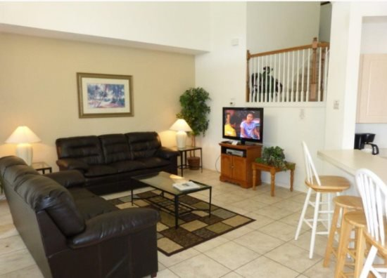Windsor Palms 6 Bedroom 3.5 Bath Pool home 3 miles from Disney. 8131SPW - Image 1 - Four Corners - rentals
