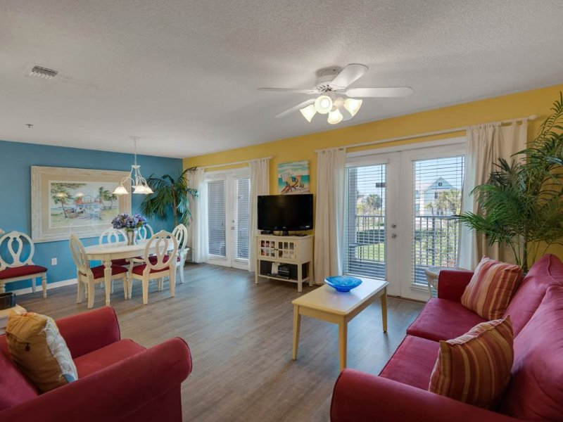 Gulf Place Caribbean 0202 - Image 1 - Santa Rosa Beach - rentals