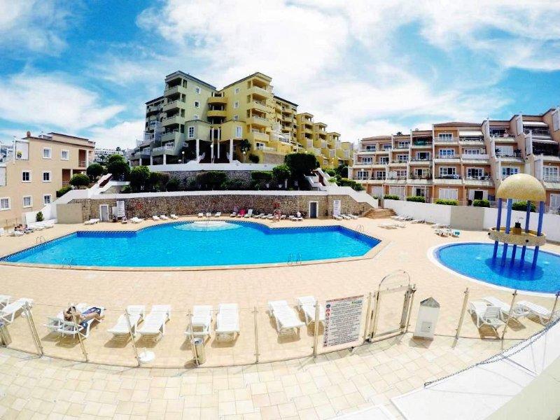 Apartment Torviscas Playa Sea/v 41 - Image 1 - Costa Adeje - rentals