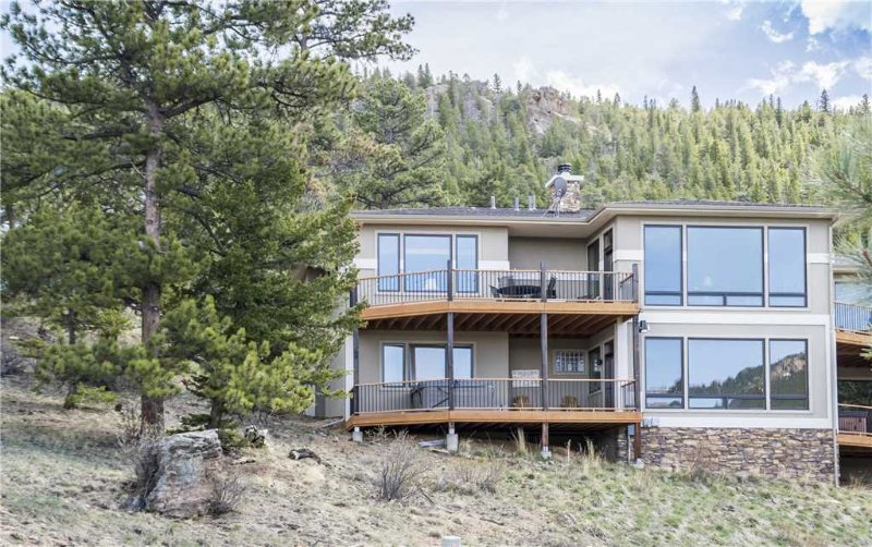 GARLANDS ALPINE LODGE - Image 1 - Estes Park - rentals
