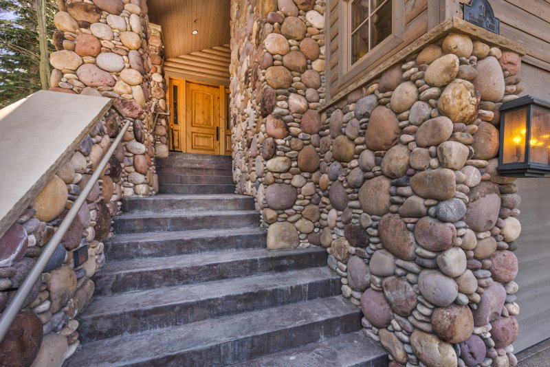 Entrance Into Home - Deer Valley Ultimate Mansion ski-in/out - Park City - rentals