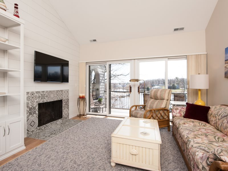 Landings 02 - On the Black River - Image 1 - South Haven - rentals