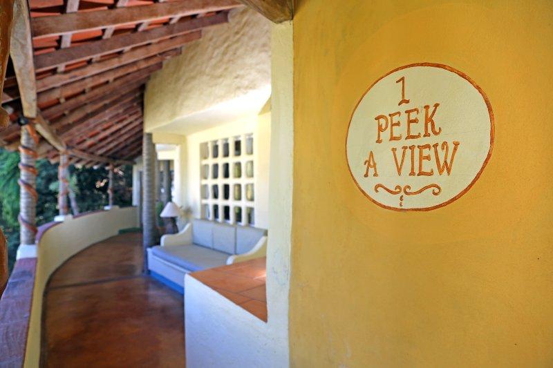 PEEK A VIEW #1 Ocean View at Casitas Sayulita - Image 1 - Sayulita - rentals
