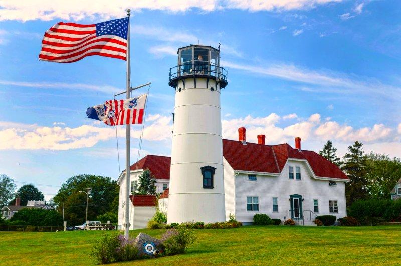 Chatham Lighthouse at Coast Guard Beach - Cape Cod Escape! Chatham Beach Chic Vacation Rental 5 min walk to beach Private - Chatham - rentals