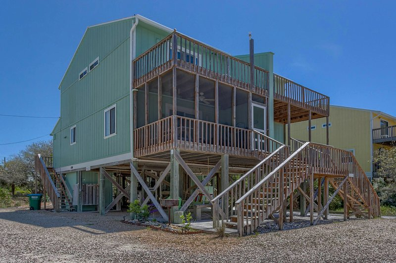Home By The Sea facing the beach! - Great Summer Deal! Week of 5/13-20 $1299 + Tx! Also 5/24-5/27! Great Rental! - Port Saint Joe - rentals