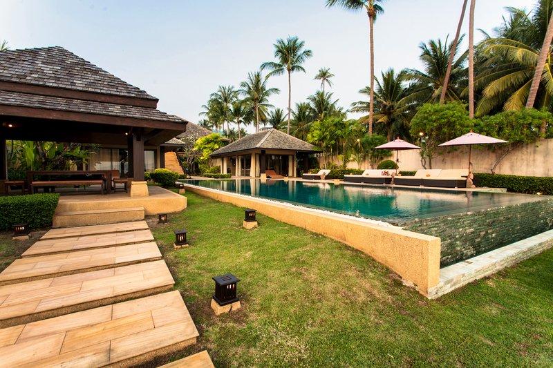 Thong Krut Villa 498 - 5 Beds - Koh Samui - Image 1 - Koh Samui - rentals