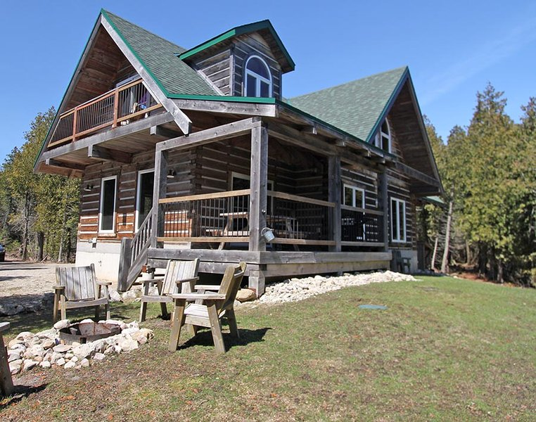 Cabin in the Woods cottage (#688) - Image 1 - Tobermory - rentals