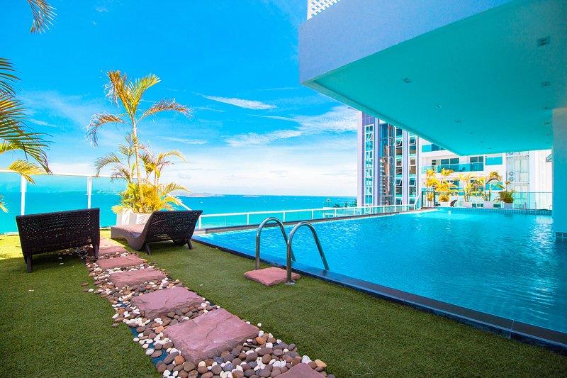 1 Bedroom Apartment The View Condominium  Cosy Beach Pratumnak - Image 1 - Pattaya - rentals