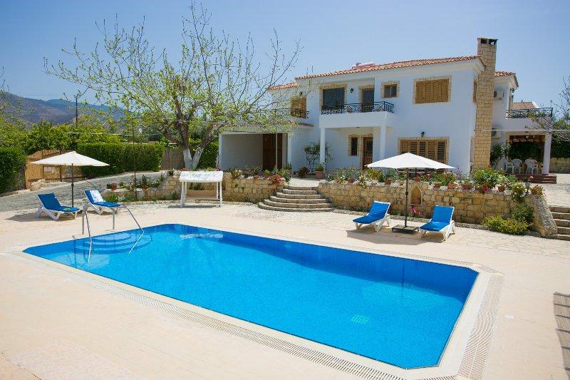 Villa Xenios Dias - Image 1 - Limni - rentals