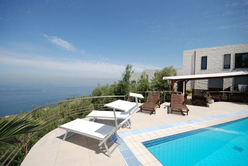 Villa Near Massa Lubrense on the Sorrento Peninsula - Villa Procida - 24 - Image 1 - Marciano - rentals