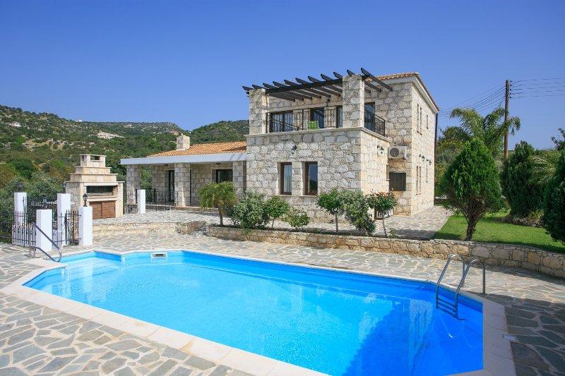 Villa Serena Peristeronas - Image 1 - Steni - rentals