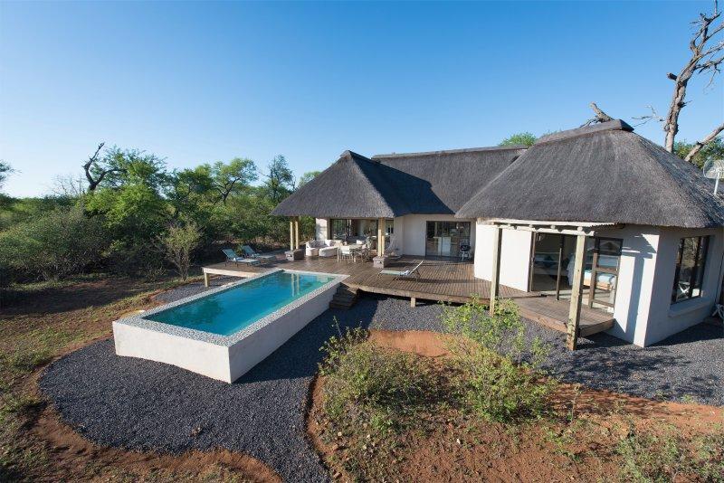 Villa Blaaskans near Kruger National Park - Hoedspruit - South Africa - Villa Blaaskans near Kruger Park in South Africa - Hoedspruit - rentals