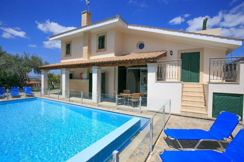 Villa Rhodia - Image 1 - Steni - rentals