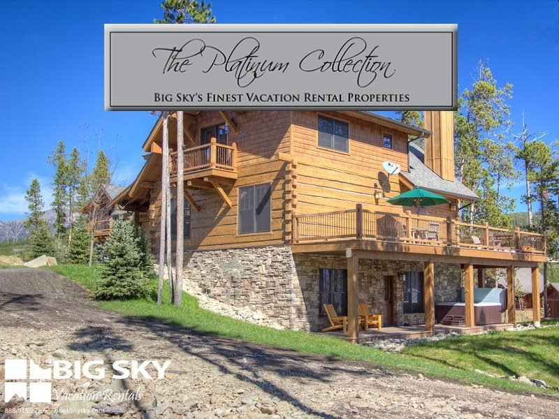 Big Sky Resort | Powder Ridge Cabin 4B Oglala - Image 1 - Big Sky - rentals