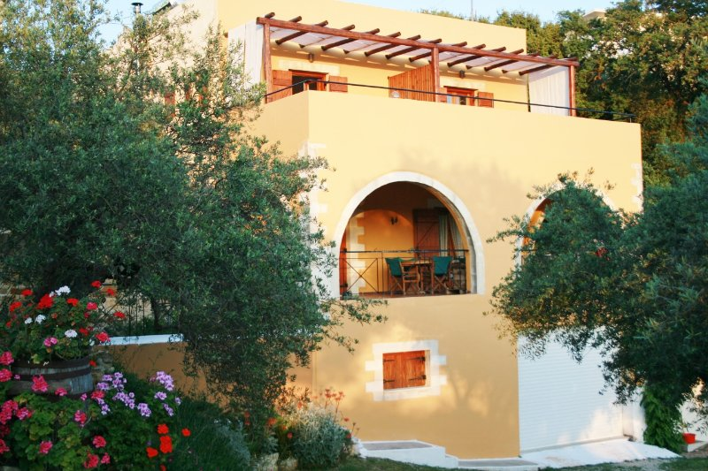 Arete - Arete Crete - Self Catering Fully Furnished Apartment - Maleme - rentals
