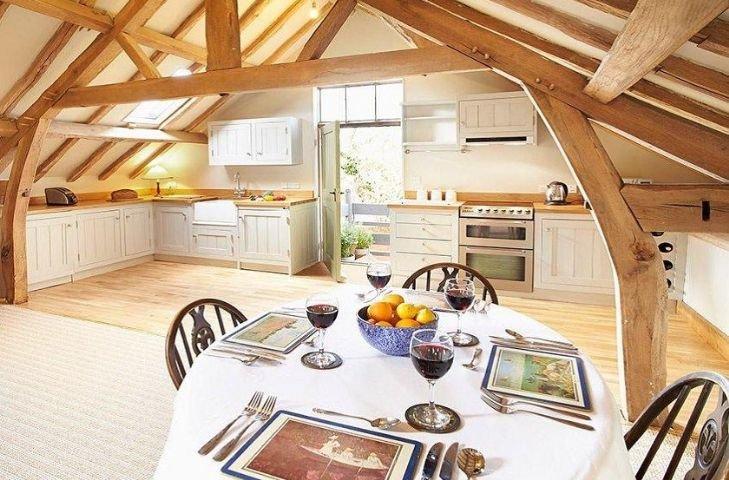 Great Catley Hop Kilns - Image 1 - Bosbury - rentals