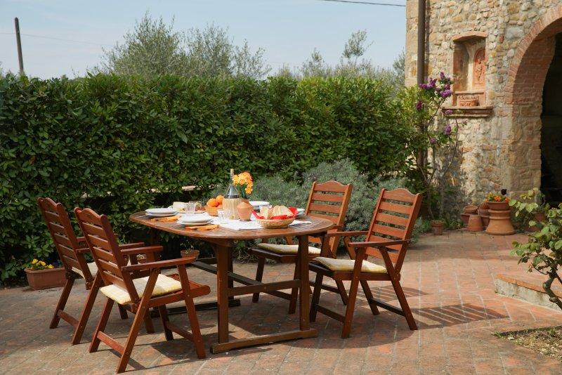 Perfect Tuscany Chianti Vineyard Villa-Great Views-Visit Wineries-Casa San Vito - Image 1 - San Casciano in Val di Pesa - rentals