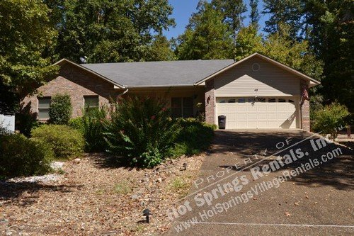 40AlicWy | Lake Pinda Area | Home | Sleeps 4 - Image 1 - Hot Springs Village - rentals