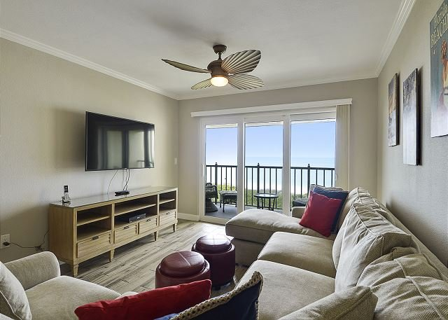Land's End #405 building 11 - Beach Front - Image 1 - Treasure Island - rentals