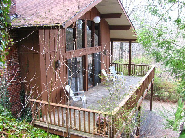 Front View of the Chalet - Beautiful Chalet in the Smoky Mountains! - Franklin - rentals
