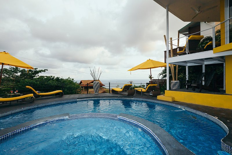 Touch The Pacific! Designer Villa. Minutes to Beach & Town. 11 Years' Experience - Image 1 - Manuel Antonio National Park - rentals