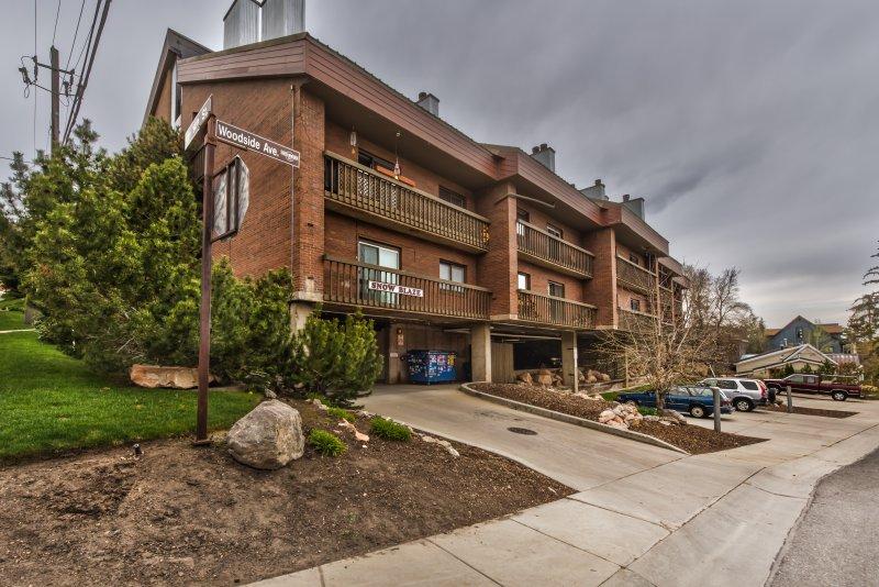 Exterior of Snowblaze - Snowblaze 207 - Park City - rentals