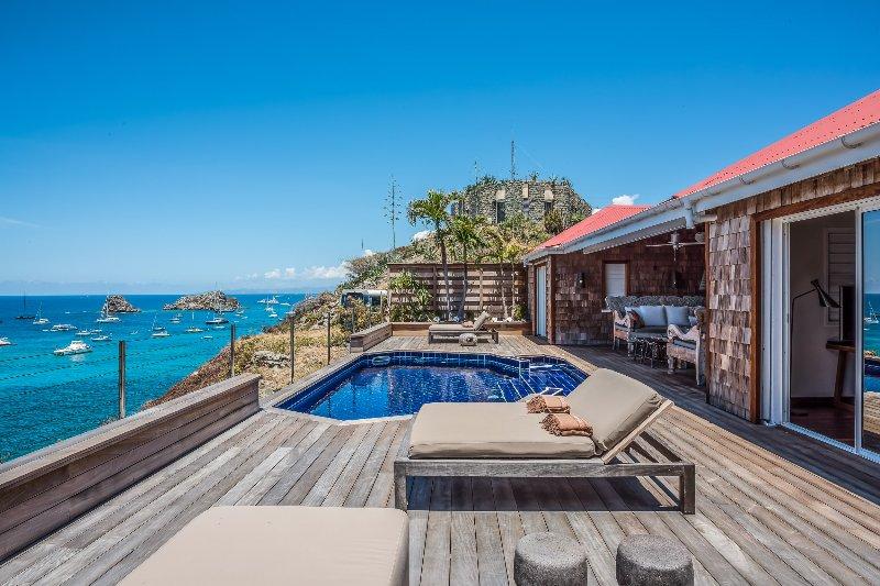 Sky Vista, Sleeps 2 - Image 1 - Gustavia - rentals