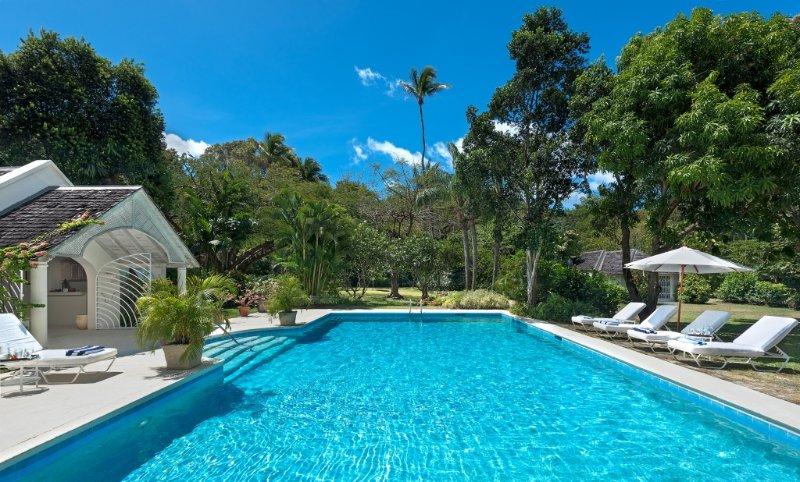 Heronetta, Sandy Lane, St. James, Barbados - Beachfront - Image 1 - Sandy Lane - rentals
