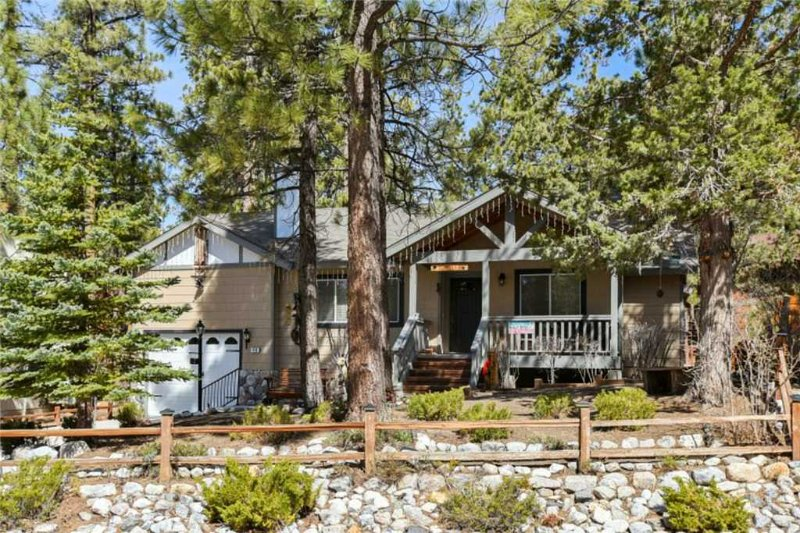 Bear's Lair - Image 1 - City of Big Bear Lake - rentals
