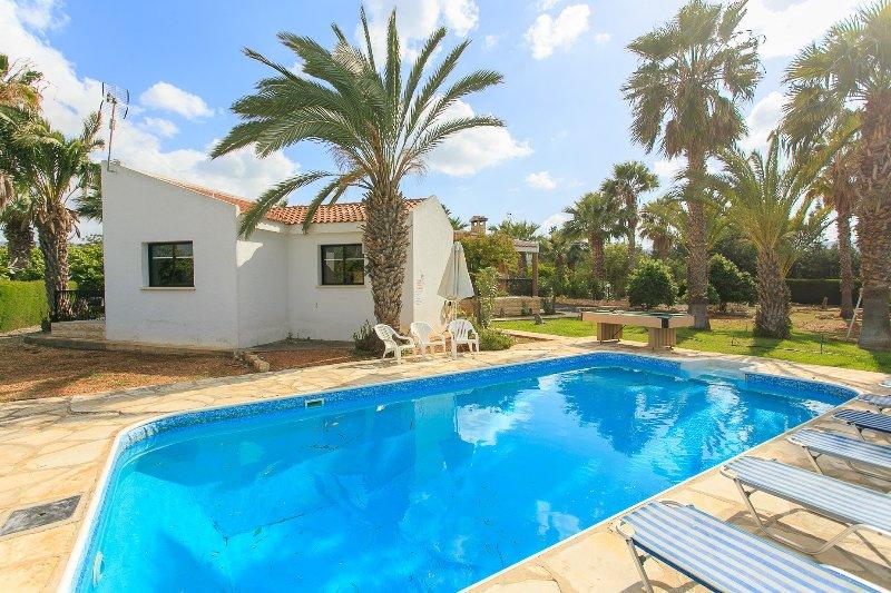 Villa Stathis - Image 1 - Latchi - rentals