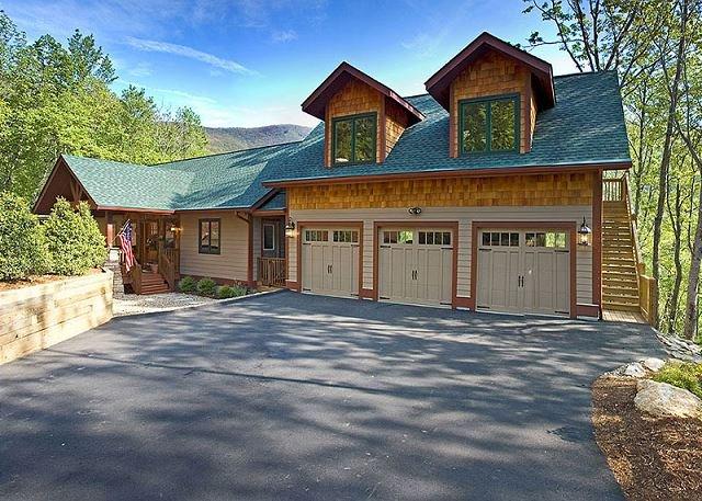 Harmony Hill - Image 1 - Black Mountain - rentals