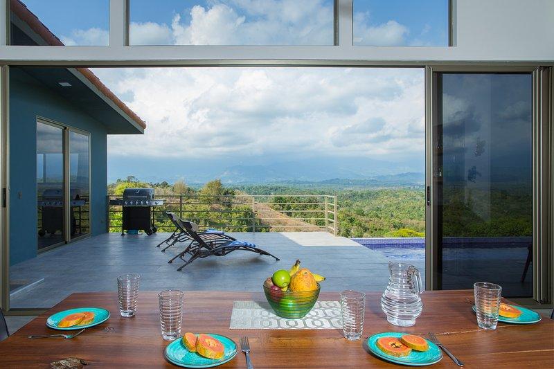 Mountain Top 3BR Casa Colibrí with Sea Breeze - Image 1 - Manuel Antonio - rentals
