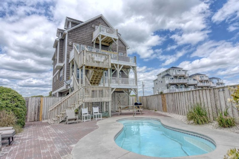 1128 New River Inlet Rd - New River Inlet Rd 1128 -6BR_SFH_OF_14 - North Topsail Beach - rentals