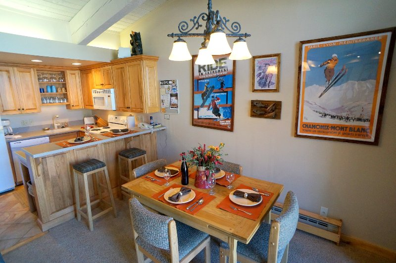 Storm Meadows Club A-414 - Image 1 - Steamboat Springs - rentals