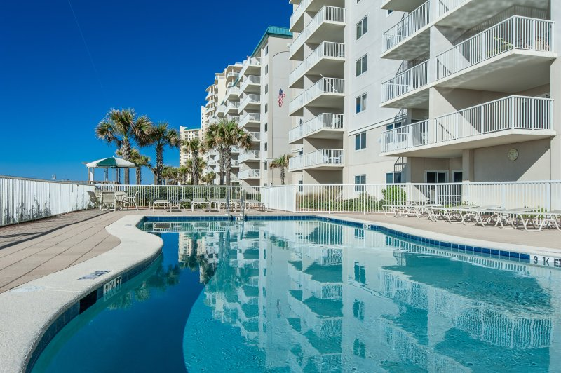 Beachfront Condo~ Amazing Views~ 6th Floor, 2 Pools, 2 Bd/2BA, Great Balcony! - Image 1 - Perdido Key - rentals