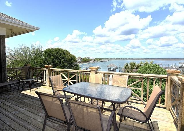 Lollipop Water view - Lollipop - A perfect home for vacation memories w/ the sound at your backdoor - Wrightsville Beach - rentals