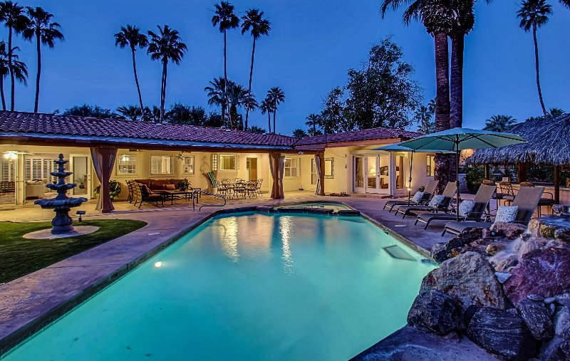 Maison du Soleil, Sleeps 8 - Image 1 - Palm Springs Area - rentals