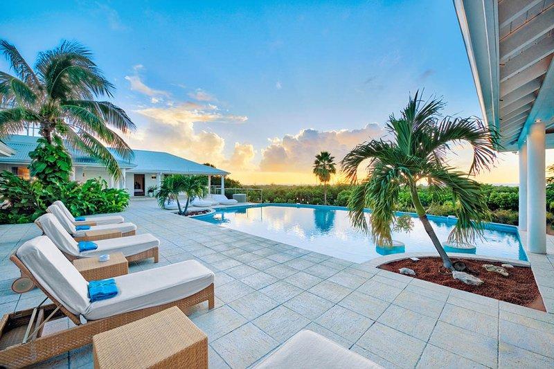 ENCORE... a fabulous contemporary villa with 6 huge master suites... - Image 1 - Terres Basses - rentals