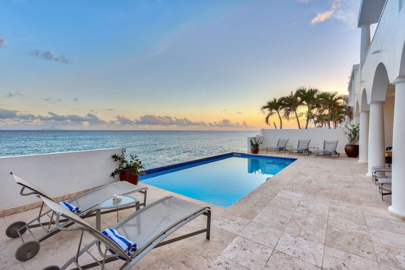ETOILE DE MER...A Beautiful and Elegant gated community sitting on Cupecoy Beach - Image 1 - Cupecoy - rentals