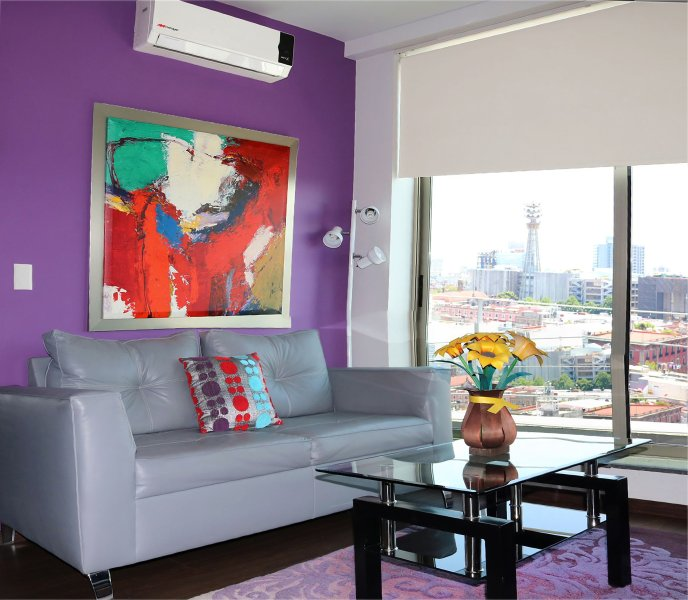 Historic Center/Reforma Balcony AC Airport Service - Image 1 - Mexico City - rentals