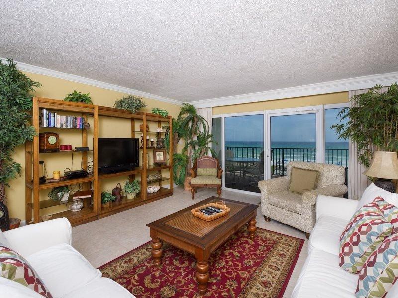 Beach Front Condo!! 2 BR 2 BA Great Location! - Image 1 - Destin - rentals