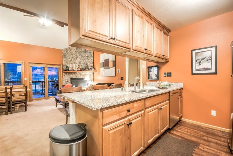 Spectacular Condo at Amazing Location! - Image 1 - Steamboat Springs - rentals
