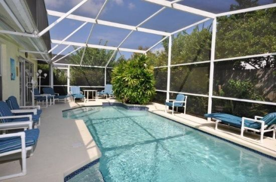 3 Bed 2 Bath Pool Home In The Lindfields Near Disney. 8805PC - Image 1 - Kissimmee - rentals