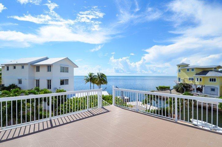 Ocean Views from Rooftop - CASA KAI - Key Largo - rentals