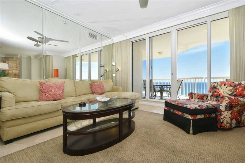 Silver Beach Towers E1406 - Image 1 - Destin - rentals